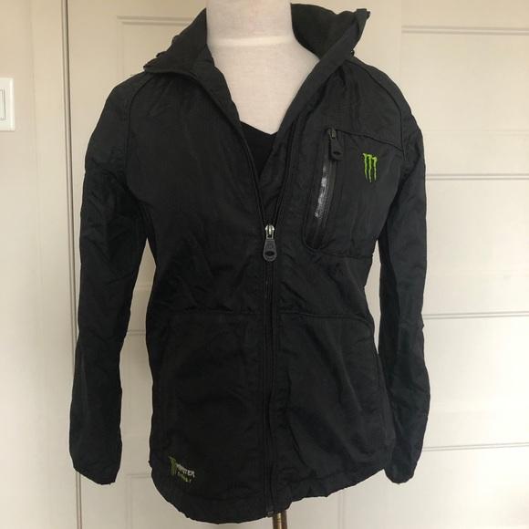Rare Monster Energy jacket